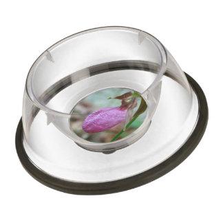Lady's Slipper Pet Bowl