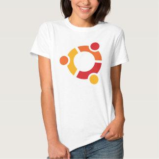 Lady's Ubuntu T-Shirt