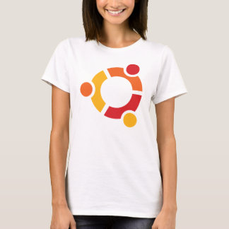 Lady's Ubuntu T-Shirt