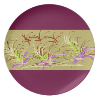 Ladysilk's elegant Digital Artworkz Plate ware