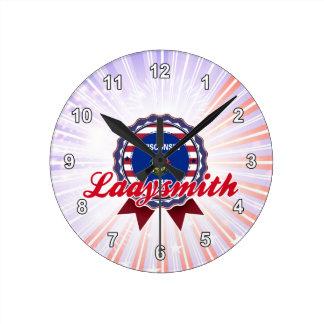 Ladysmith, WI Reloj