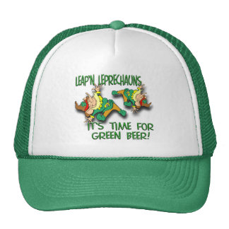 Laep'n Leprechauns... Trucker Hat