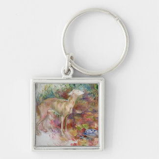 Laerte the Greyhound, 1894 Keychain