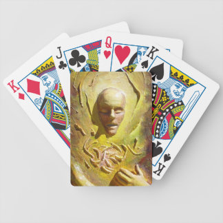 """Laf It Off"" Playing Cards"