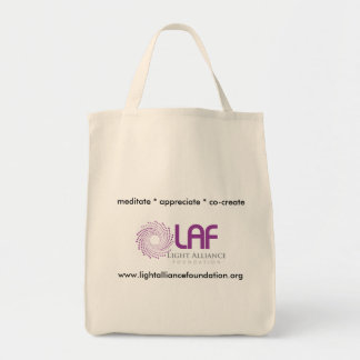 LAF Reusable Grocery Tote Tote Bags