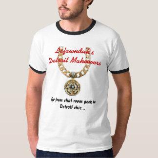 Lafawnduh's Detroit Makeovers T-Shirt