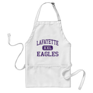 Lafayette - Eagles - High - Red Lake Falls Adult Apron
