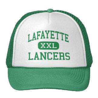 Lafayette - lanceros - alta - La Fayette Nueva Yor Gorro De Camionero