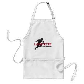 Lafayette Men's Rugby Adult Apron