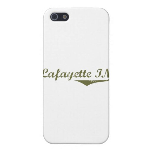 Lafayette  Revolution t shirts iPhone 5 Covers