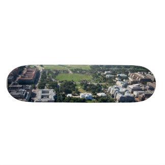Lafayette Square Aerial Photograph Skateboard Deck