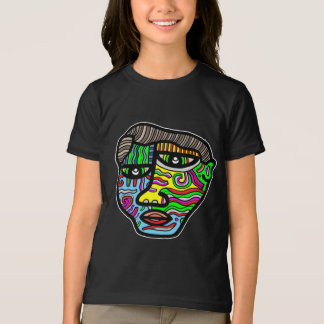 Laferriere Girls' American Apparel T-Shirt