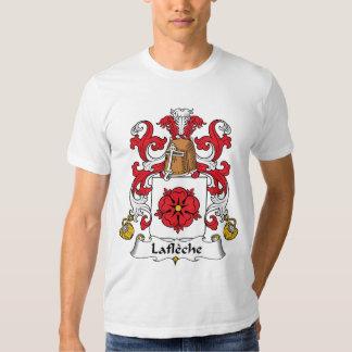 Lafleche Family Crest T-shirt