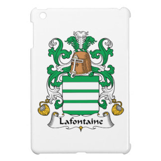 Lafontaine Family Crest iPad Mini Case