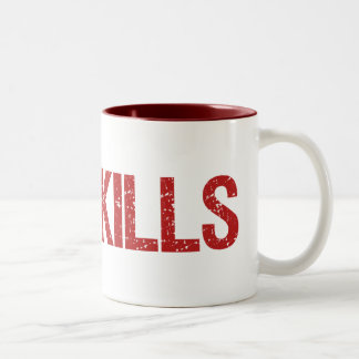 Lag Kills Gamers Coffee Mug