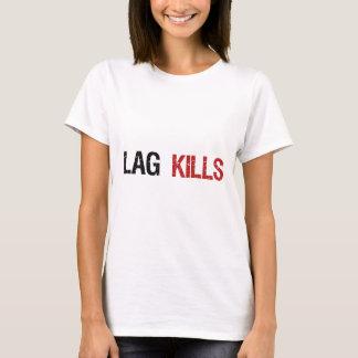 Lag Kills Gamers T-Shirt