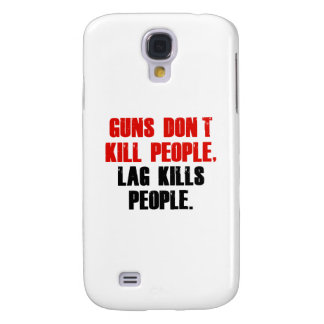 Lag Kills People Galaxy S4 Covers
