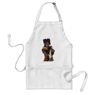 Lagaan-smoke it up adult apron