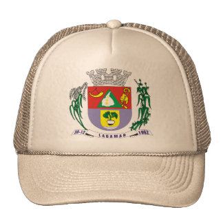 Lagamar  Minas Gerais, Brazil Mesh Hat