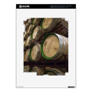 Lagar de Bodega Marques de Riscal, bodega iPad 3 Skin