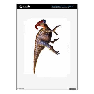 Lagarto Cercano-Con cresta Pegatinas Skins Para iPad 3