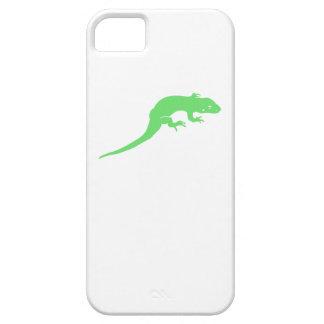 Lagarto verde iPhone 5 Case-Mate cobertura
