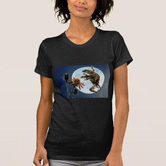 Lagartos idos salvajes camisetas