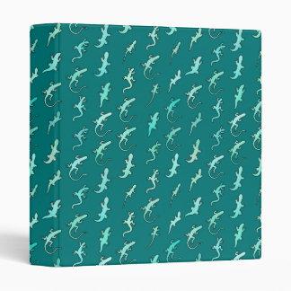 """Lagartos y Geckos, en azul del trullo Carpeta 1"""""""