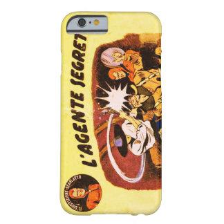 l'Agente segreto Barely There iPhone 6 Case