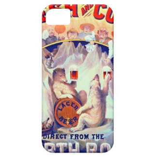Lager Beer Ad 1817 iPhone 5 Case