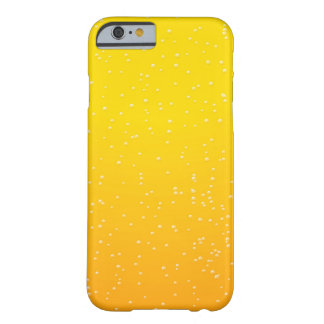 Lager Beer with Tiny Bubbles iPhone 6 Case