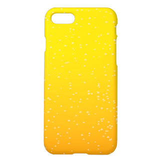 Lager Beer with Tiny Bubbles iPhone 8/7 Case
