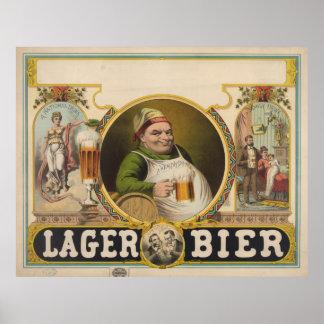 Lager Bier [1879] Poster