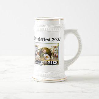 Lager Bier Oktoberfest 18 Oz Beer Stein