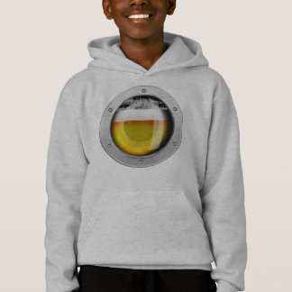 Lager in your chest hoodie