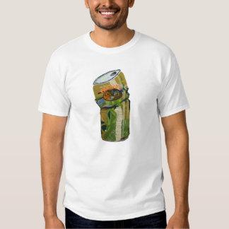 Lager Slob Collage Geek & Nerd T-Shirt
