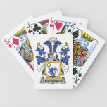Lagercrantz Family Crest Bicycle Playing Cards