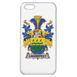 Lagerfelt Family Crest Case For iPhone 5C