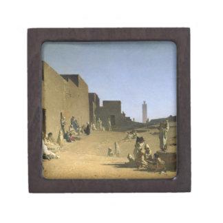 Laghouat en el Sáhara argelino, 1879 Cajas De Regalo De Calidad