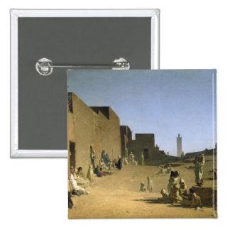 Laghouat en el Sáhara argelino, 1879 Pin