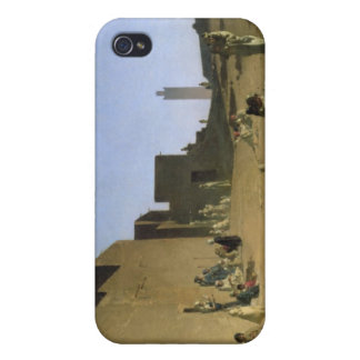 Laghouat in the Algerian Sahara, 1879 iPhone 4/4S Cover