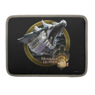 Lagiacrus attack! sleeve for MacBooks