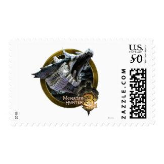 Lagiacrus attack! postage