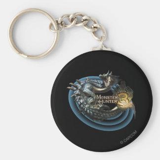Lagiacrus Keychains