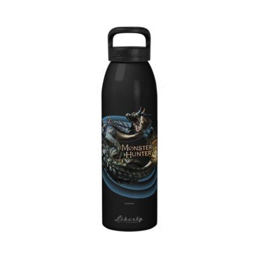 Lagiacrus Reusable Water Bottle