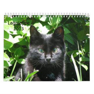 Lagniappe el calendario del gato