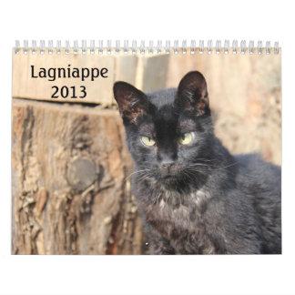 Lagniappe the Cat Calendar