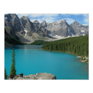 Lago 1 moraine posters
