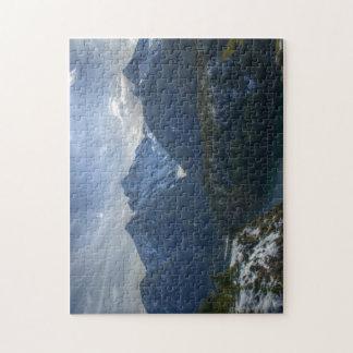 Lago 2 diablo puzzle con fotos