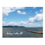 Lago 2 Seneca Tarjeta Postal